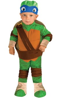 Leonardo Teenage Mutant Ninja Turtles Infant Costume