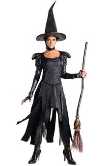 Deluxe Wicked Witch Of The West Deluxe Costume