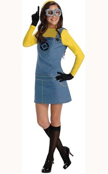 Minion Despicable Me 2 Womens Adult Costume