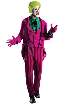 Grand Heritage Joker 1966 Adult Costume