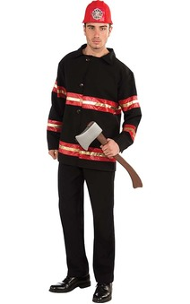 Firefighter Adult Costume