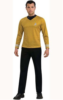 Captain Kirk Star Trek Adult Costume