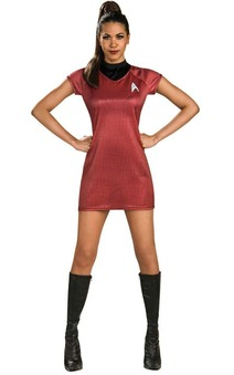 Uhura Adult Costume