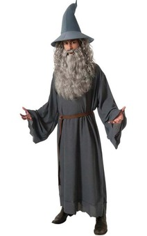 Gandalf Adult The Hobbit Lord Of The Rings Costume