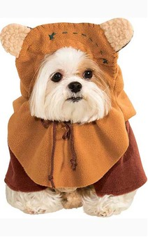 Pet Ewok Star Wars Dog Costume