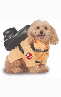 Ghostbusters Pet Dog Costume