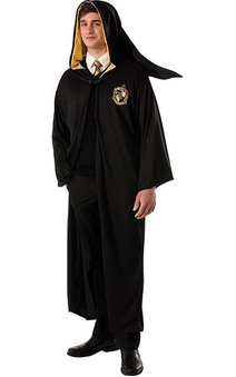 Hufflepuff Robe Adult Harry Potter Costume