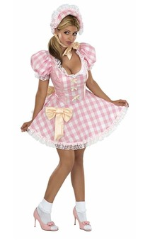 Little Bo Peep Shepherd Adult Costume