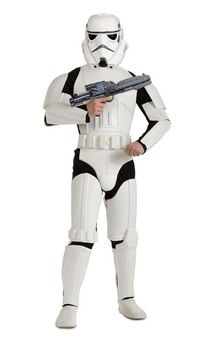 Star Wars - Deluxe Storm Trooper Adult Costume