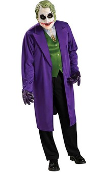 The Joker Adult Batman Costume