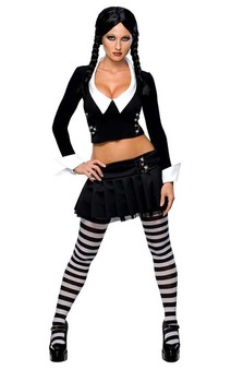 Wednesday Addams Adult Costume