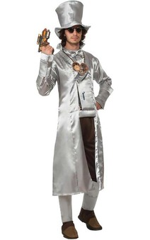 Steampunk Tin Man Wizard Of Oz Adult Costume