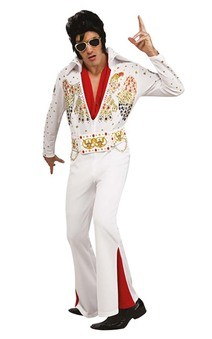 Elvis Deluxe Adult Costume