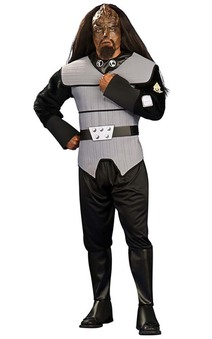 Star Trek - Klingon Deluxe Adult Costume