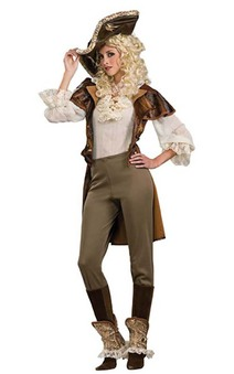 Airship Pirate Adult Costume