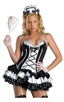 Maid Perfect Sexy French Adult Costume