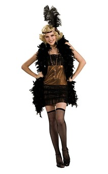Charleston Honey 20s Flapper Adult Costume