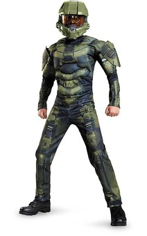 Halo Master Chief Child Costume