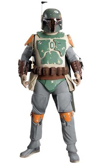 Boba Fett Star Wars Supreme Adult Costume