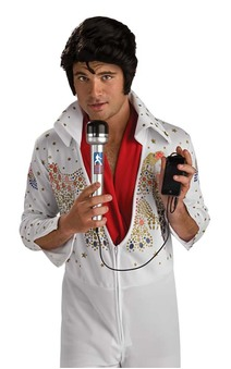 Elvis Microphone & Speaker for MP3