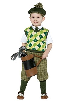 Child Future Golfer Sports Star