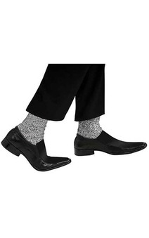 Michael Jackson Sparkle Child Socks