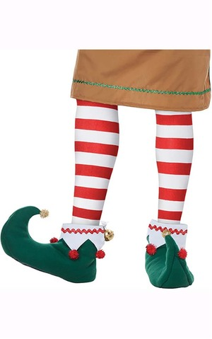 Adult Elf Christmas North Pole Shoes