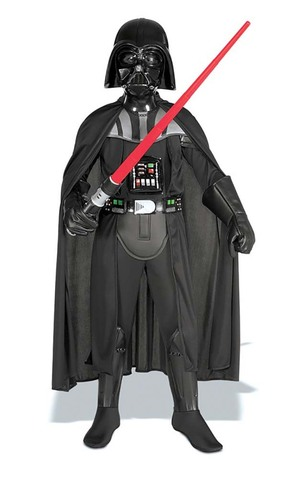 Darth Vader Deluxe Star Wars Child Costume